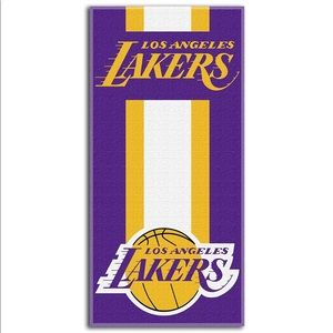 🔹NBA Lakers Towel 🔹NEW